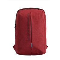 Kingsons KS3123W 15.6 inch Notebook Backpack *Red