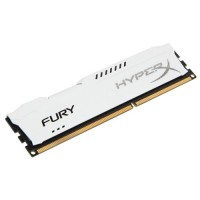 Kingston HyperX Fury 4GB DDR3 1600MHz PC Gaming RAM *White