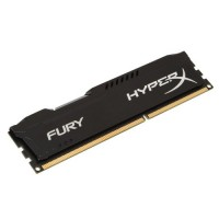 Kingston HyperX Fury 4GB DDR3 1600MHz PC Gaming RAM *Black