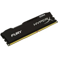Kingston HyperX Fury 4GB DDR4 2600MHz PC Gaming RAM *Black