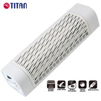 Titan 5V DC Fanstorm USB Tower Cooling Fan White (TTC-NF06TZ-V2)