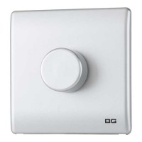 (50% Off) British General PCSL81-01 Dimmer Switches * Silver