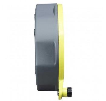 Masterplug Pro-XT 10 Meter 4 Gang Portable Cassette Reel (CMU10134SL-PX)