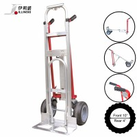 Illinois Heavy Duty 3 in 1 Aluminium Hand Truck Trolley (HS-1006)