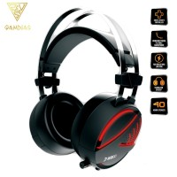 Gamdias Hebe E1 RGB Stereo Lighting Gaming Headset (HEBE E1)