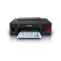 Canon Pixma G1000 A4 Single-Function Ink Efficient Color Inkjet Printer