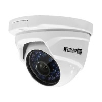 KGuard Indoor/Outdoor CCTV Camera Kit (DA812FPK) Home Security
