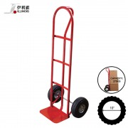 Illinois Basic Steel Hand Truck Trolley for 270kg (HT-0048)