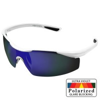 Archgon GL-SS2361 Polarized Sunglasses * White