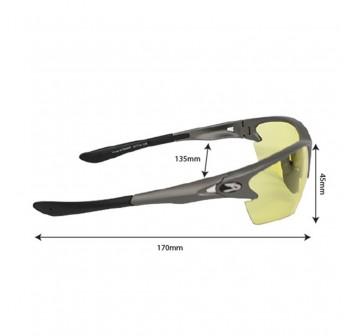 Archgon Anti Blue Light eSports Gaming Eyewear Grey (GL-ES3368)