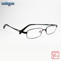 Archgon Oxford Preppy Anti Blue Light Glasses Titanium Frame (GL-B191-K)