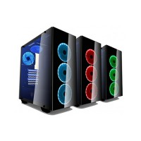 FSP CMT510 Mid tower Casing *RGB LED Light