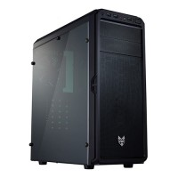 FSP CMT110A ATX Mid Tower PC CASE