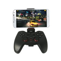 TCSTAR OM-C1054T OTG WIRED GAMEPAD FOR ANDROID/PC/PCS DEVICES