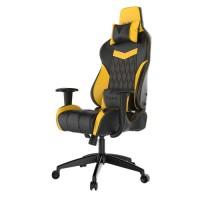 Gamdias ACHILLES E2-L Multifunction PC Gaming Chair *Yellow