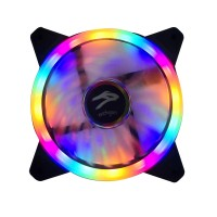 Archgon RGBSF01 Blaze RGB 120 mm Case Fan Radiator Fan Rainbow Effect