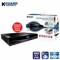 Kguard Security EasyLink Pro Series Standalone DVR 4 Channel H.264 (EL422)