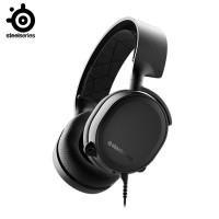 SteelSeries Arctis 3 (2019 Edition) Gaming Headset Black (61503)