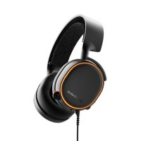 SteelSeries 61504 Arctis 5 Gaming Headset Black (2019 Edition)
