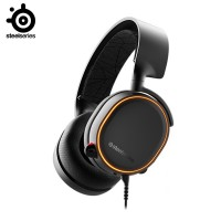 SteelSeries Arctis 5 (2019 Edition) RGB 7.1 DTS Headphone:X v2.0 Black (61504)