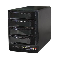 "Archgon MH-3643 USB 3.0 & eSATA Quad Bay 2.5""/3.5"" HDD Enclosure"