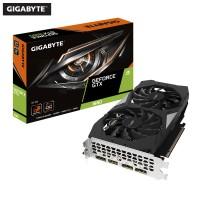 Gigabyte GeForce GTX 1660 OC 6GB GDDR5 Graphic Card (GV-N1660OC-6GD)