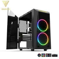 Gamdias Talos E1 RGB Mini Tower PC Case (TALOS E1)