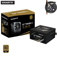 Gigabyte G750H 80Plus Gold Modular Power Supply Unit PSU (G750H)