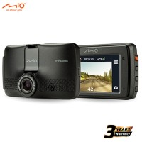 "Mio Mivue 733 Full HD 2.7"" Integrated WIFI and GPS Car Camera (FREE 16GB MicroSD)"