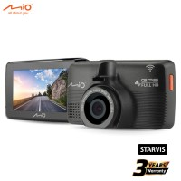 "Mio Mivue 792 Full HD 2.7"" Integrated WIFI and GPS Starvis CMOS sensor Car Camera (FREE 16GB MicroSD)"