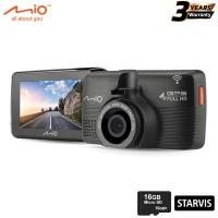 "Mio MiVue™ 792 Full HD 1080p 60fps Starvis CMOS F1.8 Car Camera 2.7"" DashCam (Free 16GB MicroSD)"