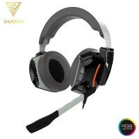 Gamdias Hephaestus P1 RGB Surround Sound Gaming Headset (HEPHAESTUS P1)