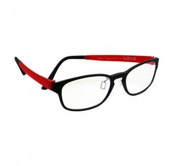 Archgon Miami Heat Anti Blue Light Glasses Red (GL-B122-R)