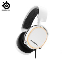 SteelSeries Arctis 5 (2019 Edition) RGB 7.1 DTS Headphone:X v2.0 White (61507)