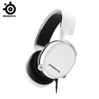 SteelSeries Arctis 3 (2019 Edition) Gaming Headset White (61506)