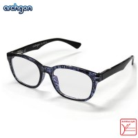 Archgon Paris Romance Anti-Blue Light Glasses UV Protection A+ Crytal Tempered Lens (GL-B111-BL)