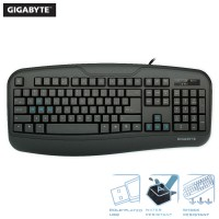 Gigabyte Force K3 Membrane Water Resistant Gaming Keyboard