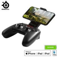 SteelSeries Nimbus+ Wireless Gaming Controller for iPhone / iPad / iPod Touch / Apple TV / Mac (69089)