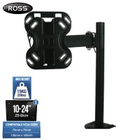 Ross Neo Single Arm 13-24 inch Monitor Desk Mount (LNDMSA100-RO)
