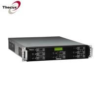 Thecus 8-Bay NAS Server 2U Rackmount (N8810U)