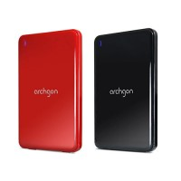Archgon MH-2672 USB 3.0 2.5 HDD Enclosure Case (Black / Ultra Slim 7mm)