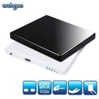 """Archgon USB 3.0 Dual Bay 2.5"""" HDD or 7mm Height SSD RAID Enclosure Case (MH-2621RD-U3)"""