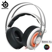 SteelSeries Siberia 650 RGB Dolby 7.1 Surround Headset White (51192)
