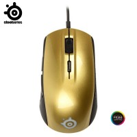 SteelSeries Rival 100 Gaming Mouse Alchemy Gold (62336)