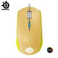 SteelSeries Rival 100 Gaming Mouse Gaia Green (62339)