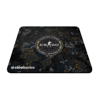 SteelSeries 63379 QcK+ CS:GO Camo Edition Gaming MousePad